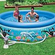 Надувной бассейн Intex 54906 фото
