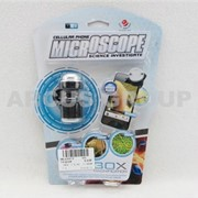 Микроскоп. 100X/200X/450X фото