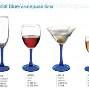 Посуда Пашабахче, Фужеры, бокалы винные, турецкая посуда из стекла фото