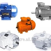 Электродвигатели АИР однофазные и трехфазные фото