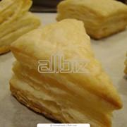 Слоеное печенье фото