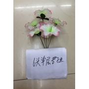 Цветы искусственные 6 цветков кливии 0238A-18 фото