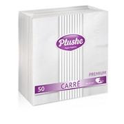 Двуслойные салфетки, 50 листов Premium Carre фото