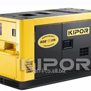 Дизельный генератор (электростанция) KDA16STAO3 фото