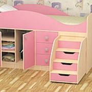 Детская кровать Стрелка фото