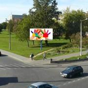 Размещение рекламы на биллбордах фото