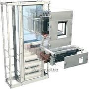 Шкафы с выдвижными блоками фото
