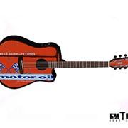 Электроакустическая гитара Cort Motor Oil 2 фото