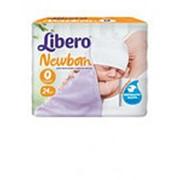 Подгузники LIBERO Newborn до 2,5кг, 24шт фото