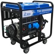 Дизель генератор TSS SDG 6000EHA фото