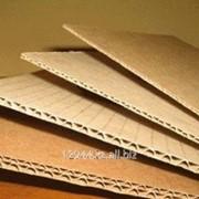 Гофррированный картон Т-21 ф.1000*1200 фото