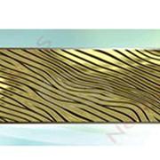 Инфракрасный обогреватель 1000мм х 400мм (окантовка алюминиевый багет) фото