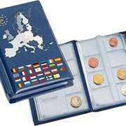 """Альбом для монет """"NUMIS POCKET EURO"""", с листами. Производство Leuchtturm фото"""