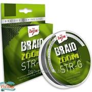 Braid Zoom STR-G brai-ded line, 0,30мм, 1500м фото