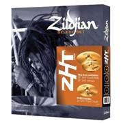 Набор тарелок ZILDJIAN ZHT1318 фото