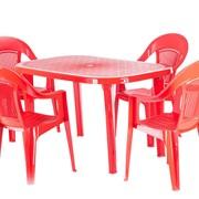 Набор пластиковой мебели Пинто-3+Элпа, 4шт. фото