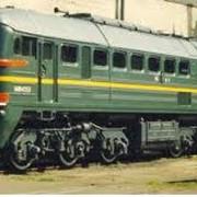 Тепловозы магистральные грузопассажирские ТГМ 23 Б-414. В рабочем состоянии, 1982 г. выпуска фото