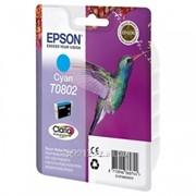 Картридж Epson C13T08024011 Cyan фото