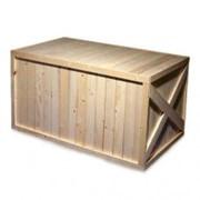 Ящики деревянные тарные для переезда фото
