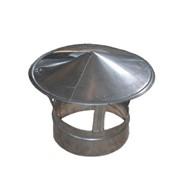 Грибок из нержавеющей стали: диаметр (ф160) фото
