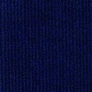 Ковролин выставочный 2 м кратно рулонам, Темно-синий фото