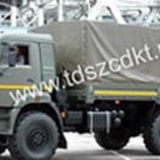 Бортовой КамАЗ-43502-6024-66 с двигателем Евро-5 фото