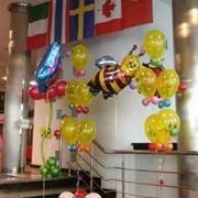 Воздушные шары, шарики гелевые, надувные шарики, шары Киев, доставка шариков фото