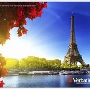 Paris FR V2.P Verbatim коврик для мыши, Цветная картинка фото