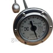 Уровнемер Rochester gauges Magnetel 6300 для ГНС, больших стационарных емкостей СУГ, указатель уровня сжиженного газа пропан-бутана, полуприцепов- газовозов фото