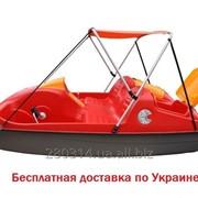 """Водный велосипед (катамаран) """"Shark"""" фото"""