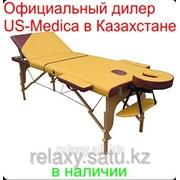 Массажный стол US-Medica Sakura фото