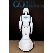 Промо робот KIKI фото