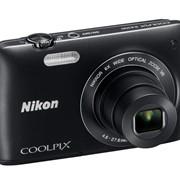 Цифровой фотоаппарат Nikon COOLPIX S4400 черный фото