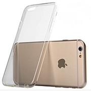 Чехол накладка CaseGuru для Apple iPhone 7 Plus (прозрачный) фото