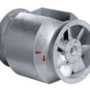 Вентилятор осевой SYSTEMAIR AXCBFвысокотемпературный фото