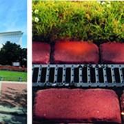 Дренажные системы ACO Self ACO SELF - система ливнесбора и водоотвода для коттеджа, жилого дома, гаража, благоустройства двора и сада. фото