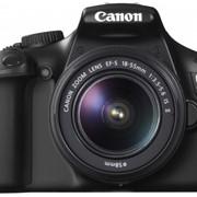Цифровой фотоаппарат Canon EOS 1100D kit фото