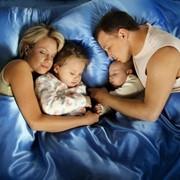 Пошив постельного белья для взрослых и детей, новорожденных, сопутствующие постельные принадлежности фото
