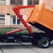 Услуги по вывозу негабаритных отходов фото