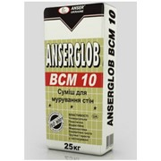 Смеси для выравнивания стен ANSERGLOB BCM-10 фото