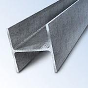 Двутавр алюминиевый 85x31x140x55 мм фото