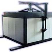 Шахтная электрическая печь SNOL 2250/500 фото