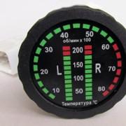 Цифровой индикатор температуры двигателя ЦИТД-4 фото