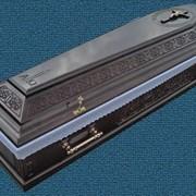Гробы((двух крышечные) по индивидуальному заказу изготовит фирма Вий,Ивано-Франковск фото