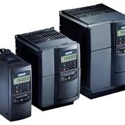 Сервисное обслуживание, ремонт устройств плавного пуска и частотных преобразователей MICROMASTER SIEMENS фото
