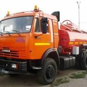 Перевозка ГСМ от 2000 литров по ЮФО фото