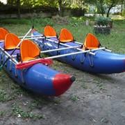 Катамаран надувной.Производство.Energyboats. фото