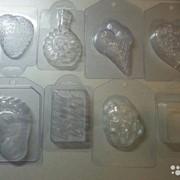 Пластиковые формы для мыла фото