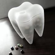 Акриловый пластиночный съемный протез. фото