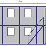 Модульные здания фото